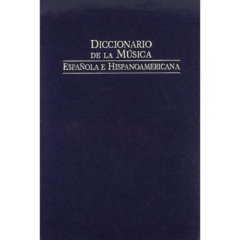 Diccionario de la musica española e