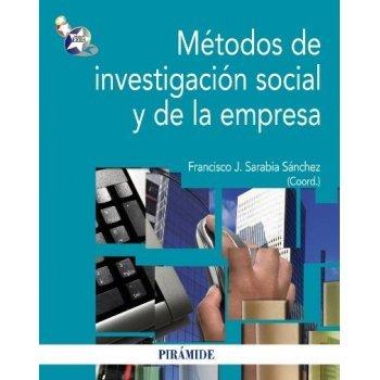 Metodos de investigacion social y d
