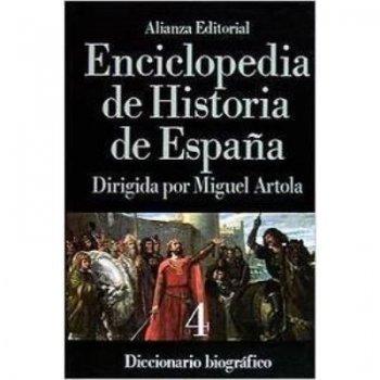 Enciclopedia historia de españa iv