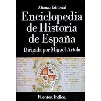 Enciclopedia historia de españa vii