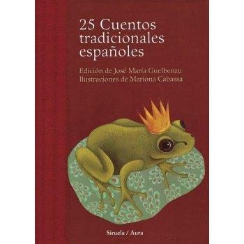 25 cuentos tradicionales españ