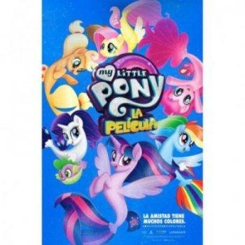 My Little Pony: La Película  - Blu-Ray