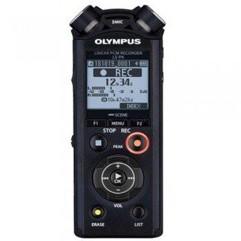 Grabadora digital lineal Olympus LS-P4
