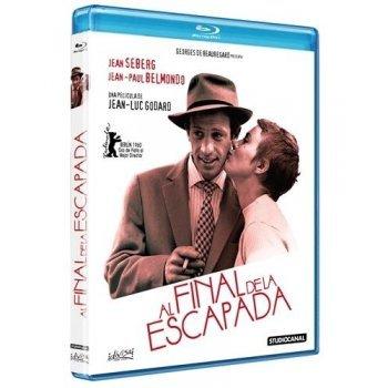 Al final de la escapada - Blu-Ray