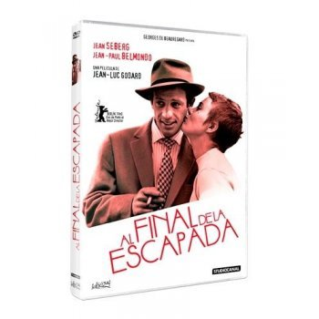 Al final de la escapada - DVD