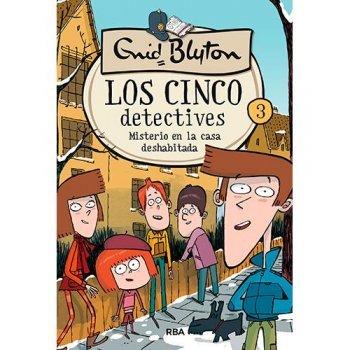 5 detectives 3-misteriosa casa desh