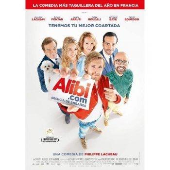 Alibi.com, agencia de engaños - Blu-Ray
