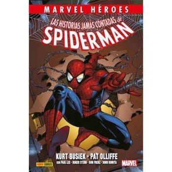 Las historias jamás contadas de Spiderman