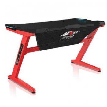Mesa Gaming ATX Z1 Rojo Vulcano