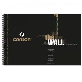 Canson-album esp 21x31 the wall 05