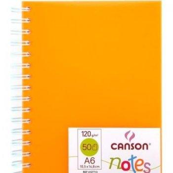 Canson-album esp 10x14 notes nara05