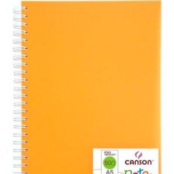Canson-album esp 14x21 notes nara05