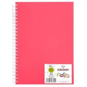 Canson-album esp 14x21 notes rosa05