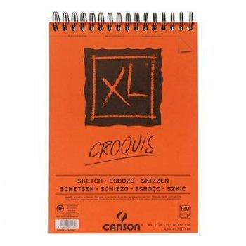 Canson-album esp 21x29 xl croquis05
