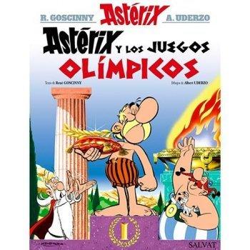 Asterix 12 y los juegos olimpicos
