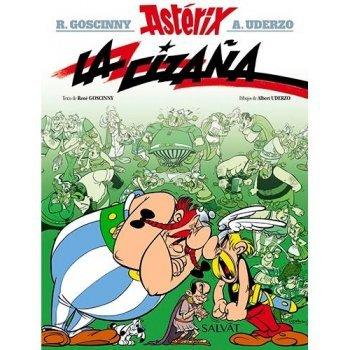 Asterix 15-la cizaña