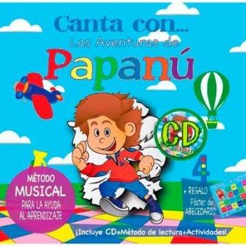 Las aventuras de papanu (cd+libro)