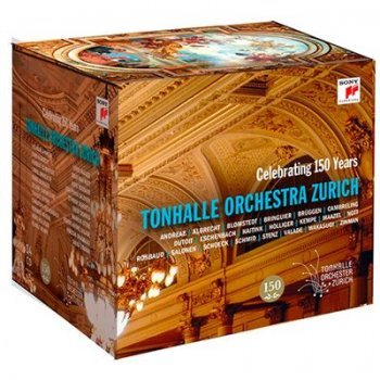 150th anniversary ed.tonhalle(14cd)