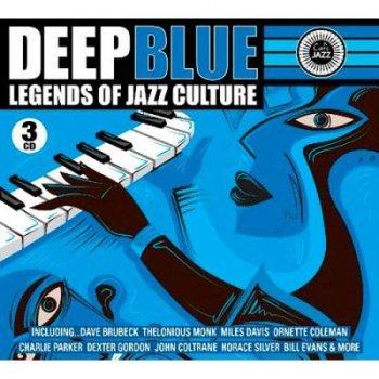 Deep blue legends of jazz culture