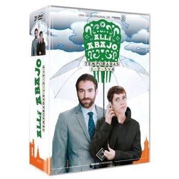 Allí abajo - Temporadas 1-4 - DVD