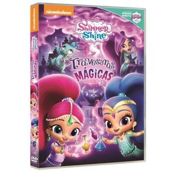 Shimmer y Shine 6: Magical Mischief -DVD