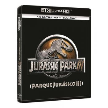 Parque Jurásico 3 - UHD + Blu-Ray