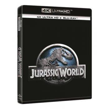 Jurassic World - UHD + Blu-Ray