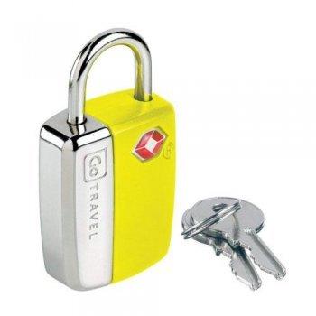 Candado para Equipaje Gotravel Secure Lock TSA 5 cm Amarillo