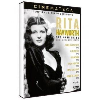 Cinemateca: Pack Rita Hayworth sus comienzos VOS - DVD
