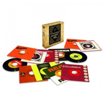 7-classic 45s - country
