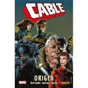 100% Marvel HC. Cable: Origen