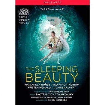 Dvd-tchaikovsky-la bella durmiente-