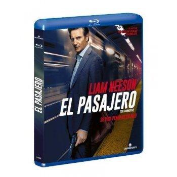 El pasajero (The Commuter) - Blu-Ray