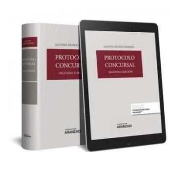 Protocolo concursal papel+ebook