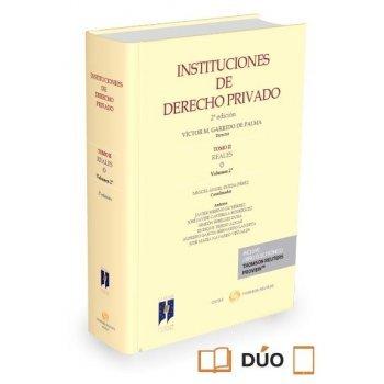 Instituciones de derecho privado to
