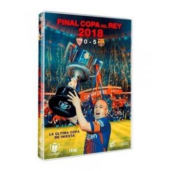 Final Copa del Rey  2018 - DVD
