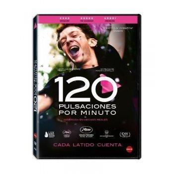 120 pulsaciones por minuto - DVD