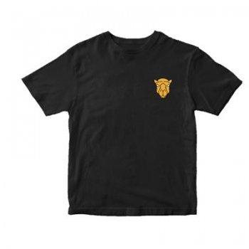 Camiseta Hamza Logo Negro - Talla S