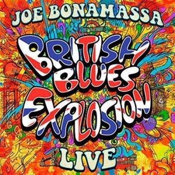 Lp-british blues explosion liv(3lp)