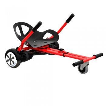 Asiento con respaldo Whinck Kart Rojo