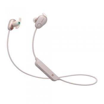 Auriculares Noise Cancelling Sony WI-SP600NP Rosa