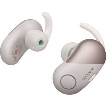 Auriculares Noise Cancelling Sony WF-SP700NP Rosa