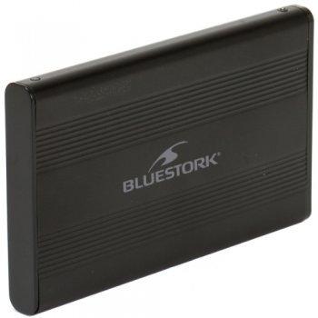 Bluestork carcasa para discos duros sATA & IDE de 2,5