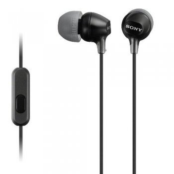 Auriculares Sony MDR-EX15AP Negro