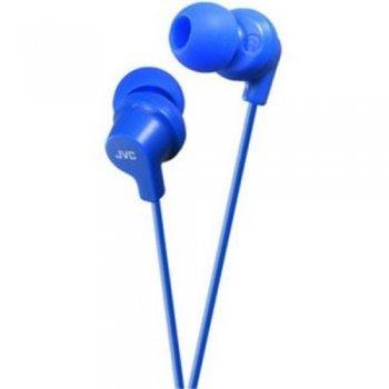 Auriculares de botón JVC HA-FX10  azul