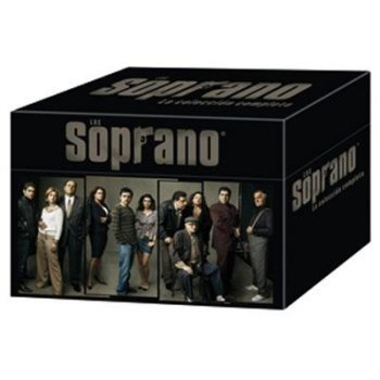 Pack Los Soprano: - Serie completa - Exclusiva Fnac - DVD