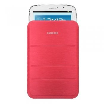 Samsung Funda pouch color rosa para Galaxy Note 8