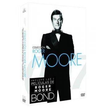 Bond. Roger Moore Collection (DVD)