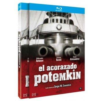 El acorazado Potemkin (Formato Blu-Ray)
