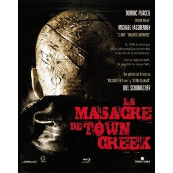 La masacre de Town Creek (Formato Blu-Ray)